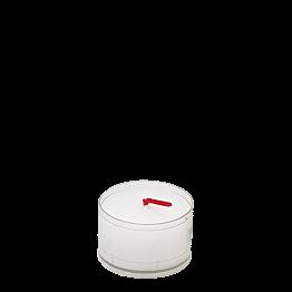 Tischlichtkerze Ø 4 cm (Brenndauer 5 H)