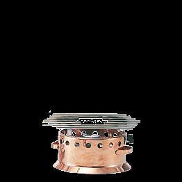 Brennkocher aus Kupfer Ø 31 cm