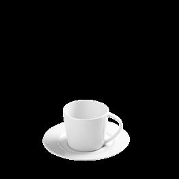 Espresso-Ober- & Untertasse Lak Dune 9 cl