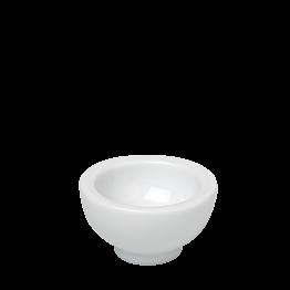 Mini-Bowl Pilon weiss Ø 6 cm H 3,5 cm 2 cl