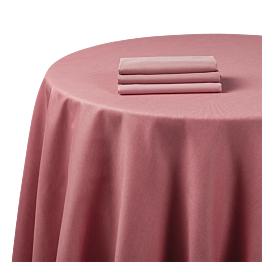 Serviette Chintz rosa 60 x 60 cm