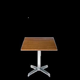 Tisch quadratisch 70 x 70 Louisiane