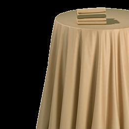 Serviette Chintz karamell 60 x 60 cm