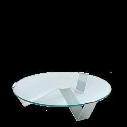 Glasplatte Mermoz Ø 35 cm H 10 cm