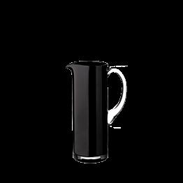 Wasserkrug Zylinder schwarz 150 cl
