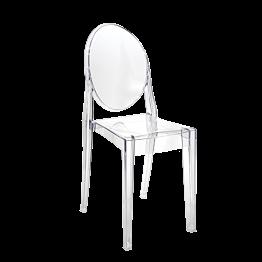 Stuhl Cristal