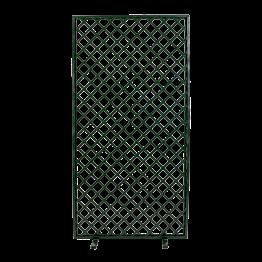 Rankgitter grün L 100 H 200 cm