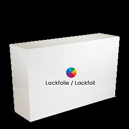 Empfangstheke Lackfolie 40 x 200 cm H 110 cm – 48 h
