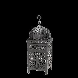 Laterne marokkanisch, grosses Modell 30 x 30 cm H 80 cm