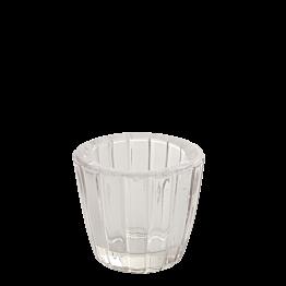 Tischlicht Prisma Ø int 5 cm Ø ext 6,5 cm H 5,5 cm
