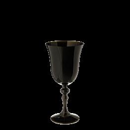 Glas schwarz 22 cl