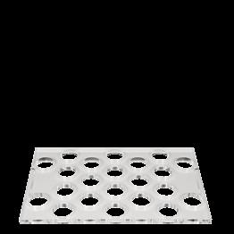 Plexiglas-Tablett für Bubbles 55 x 35 cm