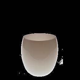 Becher silber Ø 9 cm H 9,5 cm 36 cl