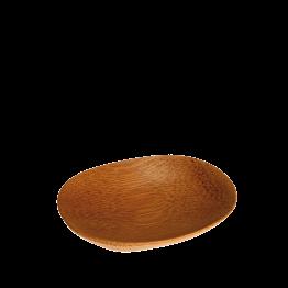 Bambus oval 7,7 x 6,3 cm