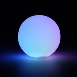 Multicolor Leuchtkugel Ø 8 cm