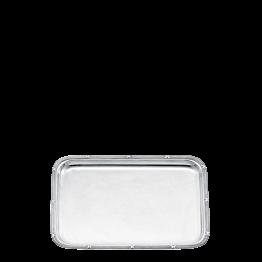 Platte Silber Louis XVI 30 x 40 cm