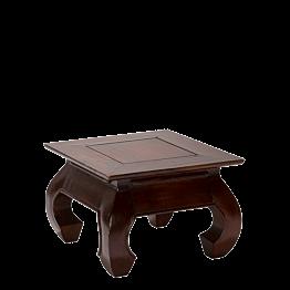 Niedriger Tisch Club 52 x 52 x 37 cm