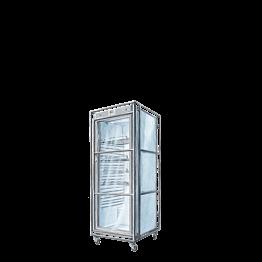 Umluft-Kühlschrank 400 L 220 V