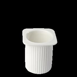 Joghurtgefäss aus Porzellan 6 cl