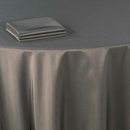 Serviette Toscana bronze 60 x 60 cm