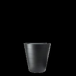 Abfalleimer H 30 cm Ø 29 cm