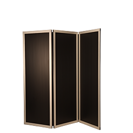 Paravent L 306 cm (102 x 3) H 201 cm