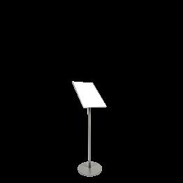Informations-Wegweiser H 100 cm Format A4