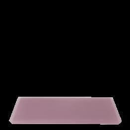 Tablett aus Kunstharz rosa 30 x 40 cm