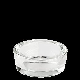 Aschenbecher Glas Ø 9 cm H 4 cm