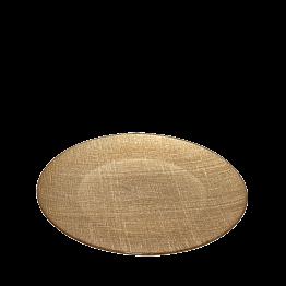 Platzteller Strass gold Ø 32 cm