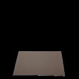 Tischset schokoladenfarbe 48 x 32 cm (30 Stk.)