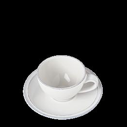 Espressotasse mit Unterteller Luberon 9 cl
