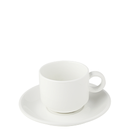 Kaffee-/Tee-Ober- & Untertasse Brussel  22 cl
