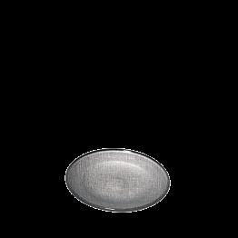 Brotteller Strass silber Ø 14 cm
