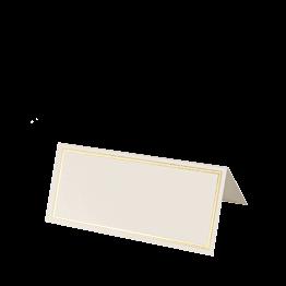 Platzhalter Prestige – gold  (Set à 10 Stück)