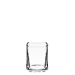 Mini Glas Würfel 4 x 4 cm H 5 cm 4 cl