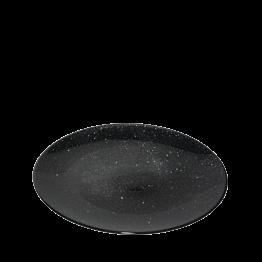 Platzteller Strass schwarz Ø 32 cm