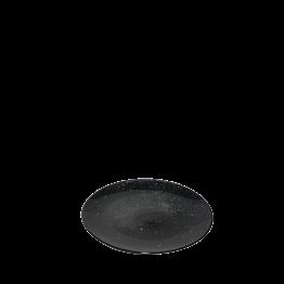 Brotteller Strass schwarz Ø 14 cm