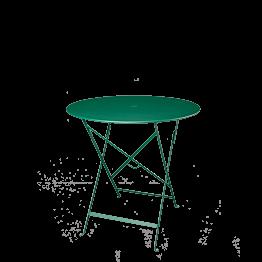 Tisch Trocadero rund Grün Ø 77 cm