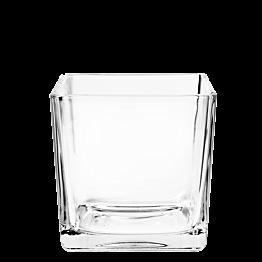 Glas Cube 10 x 10 cm 57 cl