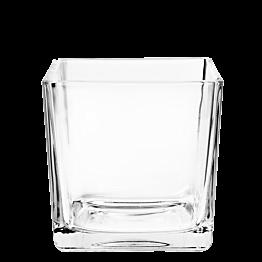 Glas Cube 14 x 14 cm 170 cl