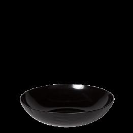 Salatschüssel Kunstharz schwarz Ø 60 cm 2520 cl