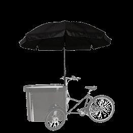 Sonnenschirm für Dreirad