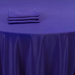 Serviette Tiefblau 60 x 60 cm