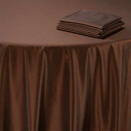 Tischtuch Toscana Kupfer 210 x 210 cm