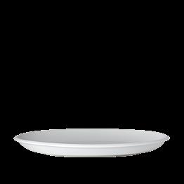 Teller Porzellan oval, 31 x 45 cm