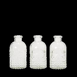 Wappen-Vase H 12 cm (Set à 3 Stück)