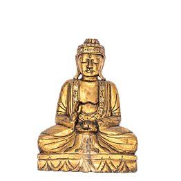 Buddha sitzend 48 x 82 cm