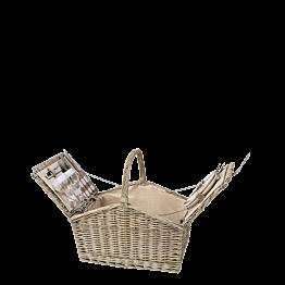Picknick-Korb 50 x 28 cm H 43 cm