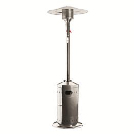 Terrassenheizung Stahl H 240 cm (Gas)